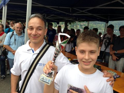 Valerio Stancanelli di Catania è il primo Campione Italiano di Sudoku Junior