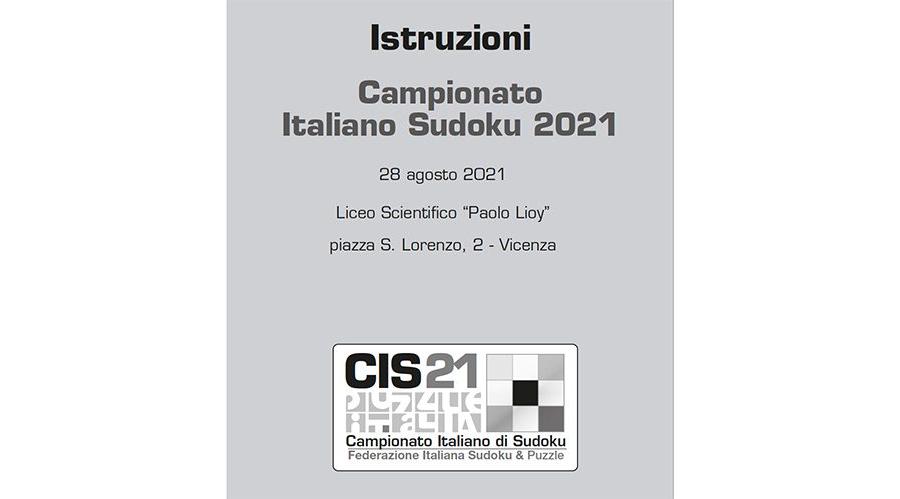 I sudoku 2021 (istruzioni italiano) (pagina singola)